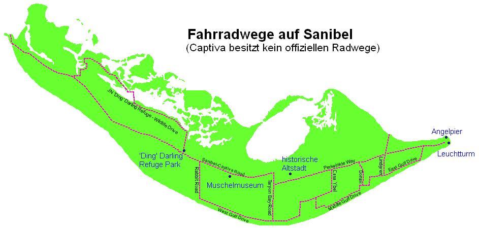 Radwegkarte-sanibel