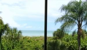 Blick aus Hotelzimmer