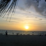 Sonnenuntergang auf Captiva